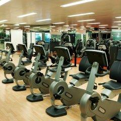 Отель W Seoul Walkerhill фитнесс-зал фото 4