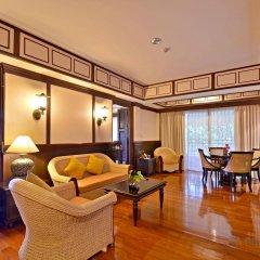 Отель Wora Bura Hua Hin Resort and Spa комната для гостей фото 5