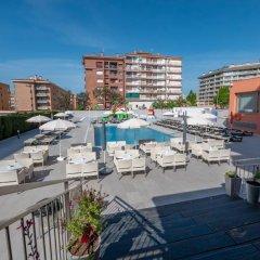 Отель Fenals Garden балкон