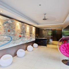 Trinity Silom Hotel спа