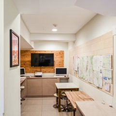 Отель 24 Guesthouse Cheonggyecheon в номере