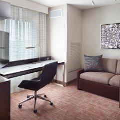 Отель Residence Inn by Marriott Columbus University Area удобства в номере