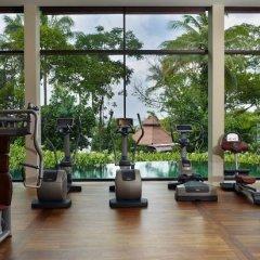 Отель Capella Singapore фитнесс-зал фото 3