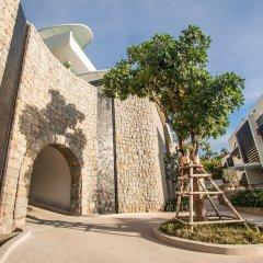 Отель Kata Rocks парковка