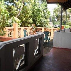 Отель Serendipity Holiday Resort and Restaurant Шри-Ланка, Берувела - отзывы, цены и фото номеров - забронировать отель Serendipity Holiday Resort and Restaurant онлайн балкон