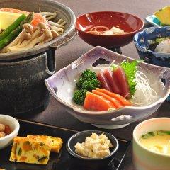 Mukawa Onsen Hotel Shiki no Kaze Томакомай питание