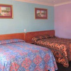 Отель Starlight Inn Van Nuys США, Лос-Анджелес - отзывы, цены и фото номеров - забронировать отель Starlight Inn Van Nuys онлайн комната для гостей фото 3