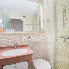 Отель Am Nockherberg Германия, Мюнхен - отзывы, цены и фото номеров - забронировать отель Am Nockherberg онлайн ванная