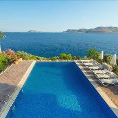 Villa La Moda Турция, Патара - отзывы, цены и фото номеров - забронировать отель Villa La Moda онлайн бассейн
