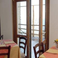 Отель Agriturismo Orrido di Pino Аджерола питание фото 2