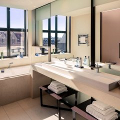 NH Collection Amsterdam Grand Hotel Krasnapolsky ванная фото 2