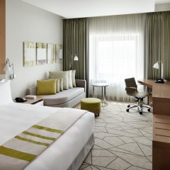 Отель Holiday Inn Dubai Festival City комната для гостей фото 3