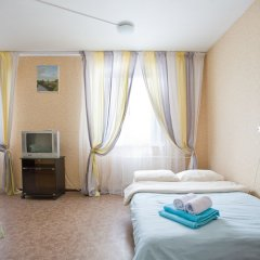 Апартаменты Hello Apartments on Komendantskiy 17 комната для гостей фото 4