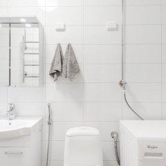 Апартаменты Helsinki South Central Apartments ванная