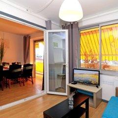 Отель Appartement Residence Plein Soleil Франция, Ницца - отзывы, цены и фото номеров - забронировать отель Appartement Residence Plein Soleil онлайн балкон