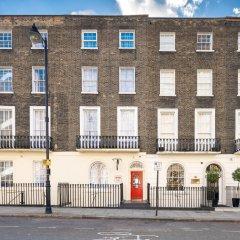 OYO Kings Hotel Лондон вид на фасад