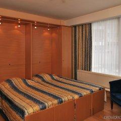 Отель Aparthotel Wellington Brussel Бельгия, Брюссель - отзывы, цены и фото номеров - забронировать отель Aparthotel Wellington Brussel онлайн комната для гостей фото 3