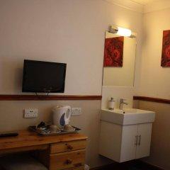 Hotel Meridiana Лондон удобства в номере