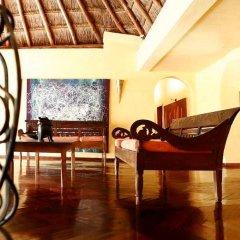 Mosquito Blue Hotel & Spa Плая-дель-Кармен комната для гостей фото 2