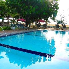 Отель Topaz Beach Шри-Ланка, Негомбо - отзывы, цены и фото номеров - забронировать отель Topaz Beach онлайн бассейн фото 2