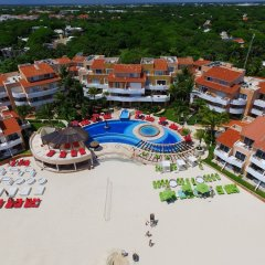 Отель Sunset Fishermen Beach Resort Плая-дель-Кармен фото 4