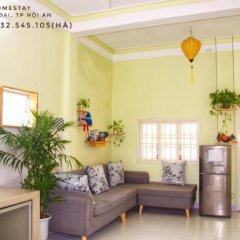 Отель An Thi Homestay Хойан интерьер отеля