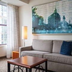 Отель Residence Inn Wahington, Dc Downtown Вашингтон фото 3