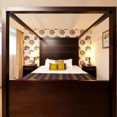 Mercure Manchester Piccadilly Hotel 4* Улучшенный люкс с различными типами кроватей фото 2