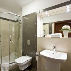 Отель BENEFIS Краков ванная