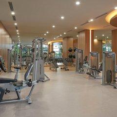 Holiday Inn Hotel And Suites Saigon Airport фитнесс-зал