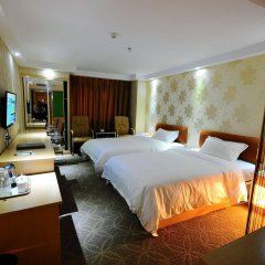 Отель Fu Ho Гуанчжоу сейф в номере