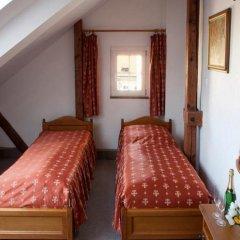 Hotel King George Прага комната для гостей фото 4