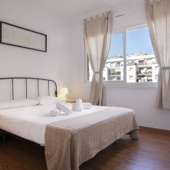 Отель BBarcelona Marina Flats комната для гостей фото 3