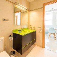 Отель Palacio de Líria City Center Мадрид ванная