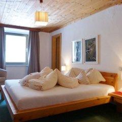 Отель Berghotel Franzenshöhe Стельвио комната для гостей фото 2
