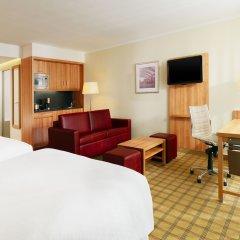 Отель Four Points By Sheraton Central Мюнхен удобства в номере