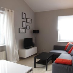 Апартаменты Dom & House - Apartments Sopocka Przystan Сопот комната для гостей фото 2