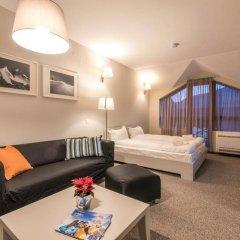 Отель White Lavina Spa And Ski Lodge Банско комната для гостей фото 4