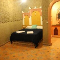 Отель Kasbah Azalay Merzouga Марокко, Мерзуга - отзывы, цены и фото номеров - забронировать отель Kasbah Azalay Merzouga онлайн комната для гостей фото 3