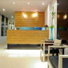 Urban Patong Hotel интерьер отеля фото 3