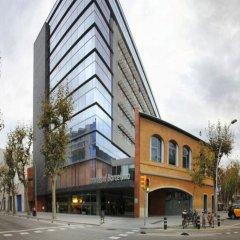 Отель ILUNION Barcelona парковка