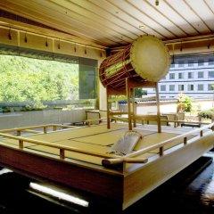 Отель Sounkyo Choyotei Камикава балкон