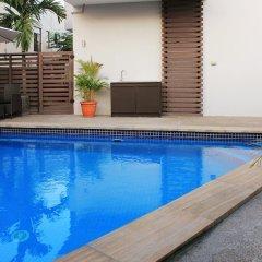 Апартаменты GreyStone Apartments 03 бассейн