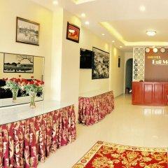 Full Moon Dalat Hotel Далат интерьер отеля фото 2