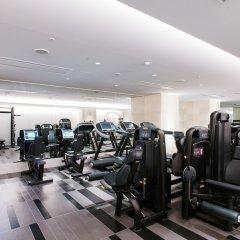 Отель Tokyo Station Токио фитнесс-зал