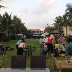 Отель Vinh Hung Emerald Resort Хойан питание