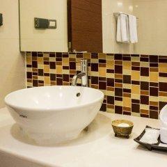 Отель Sathorn Grace Serviced Residence Таиланд, Бангкок - отзывы, цены и фото номеров - забронировать отель Sathorn Grace Serviced Residence онлайн ванная фото 2