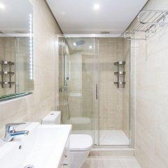 Отель Homelike Las Letras Испания, Мадрид - отзывы, цены и фото номеров - забронировать отель Homelike Las Letras онлайн ванная фото 2