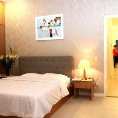 Апартаменты Had Apartment - Vo Van Tan комната для гостей фото 4