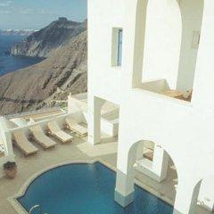 Отель Atlantis Hotel Греция, Остров Санторини - отзывы, цены и фото номеров - забронировать отель Atlantis Hotel онлайн бассейн фото 3